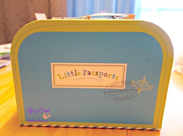 Little Passports, little blue suitcase