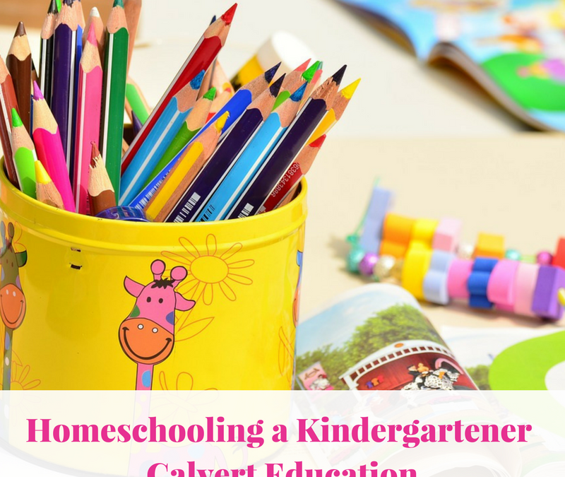 Homeschooling a Kindergartener | Calvert Education