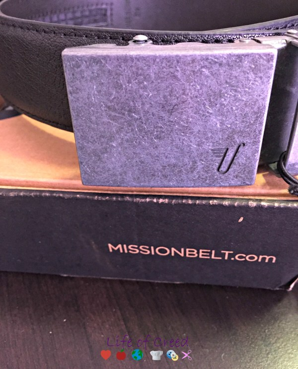 4 reasons mission belt should be in your closet - review via @LifeofCreed