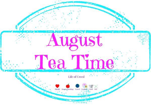 Tea Time with @lifeofcreed lifeofcreed.com