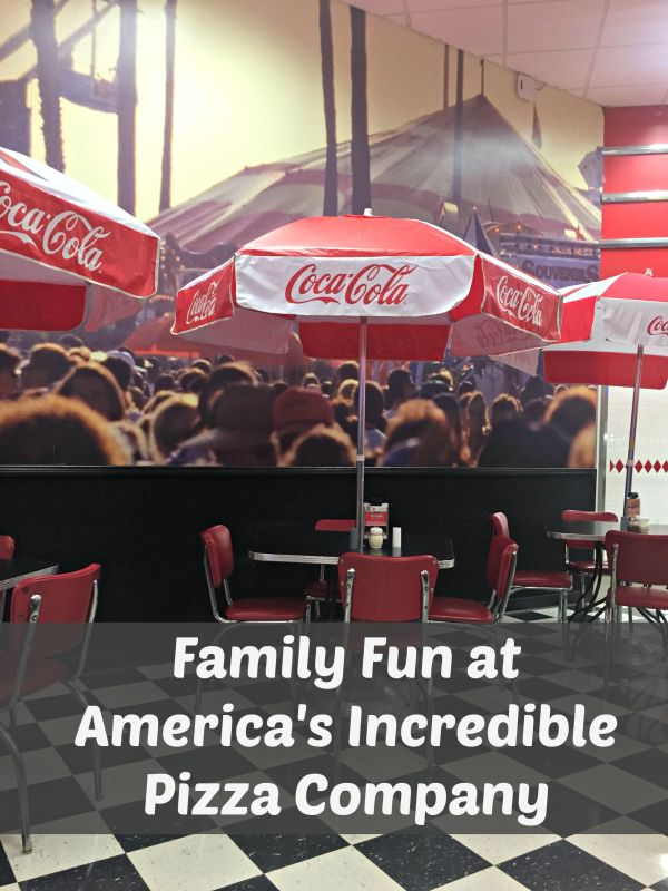 Family Fun at America's Incredible Pizza Company via lifeofcreed.com @lifeofcreed