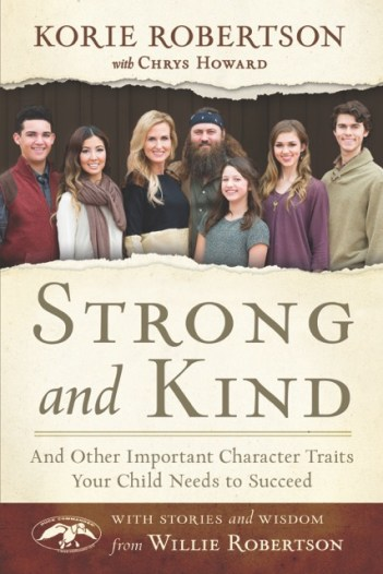 Strong and Kind by Kori Robertson book review via @LifeofCreed lifeofcreed.com