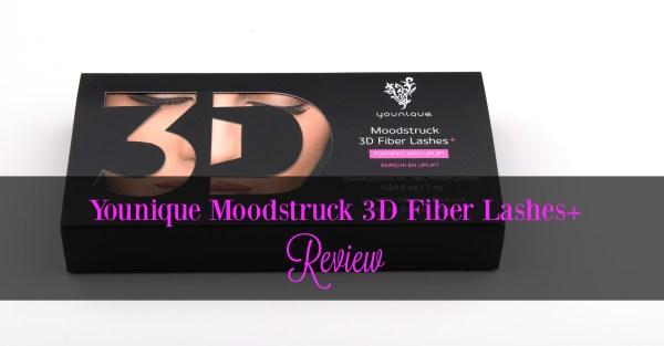 Younique Moodstruck 3D Fiber Lashes+ | Review via lifeofcreed.com