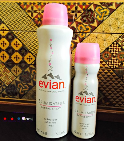 evian facial spray review via lifeofcreed.com @LifeofCreed
