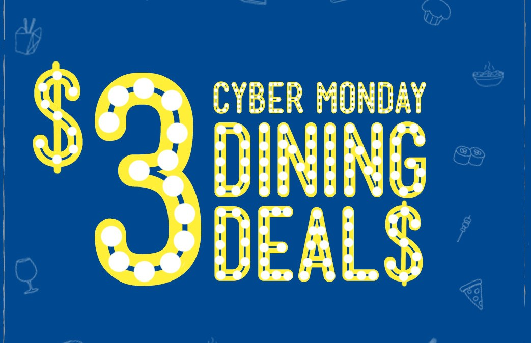 Restaurant.com Cyber Monday Sale