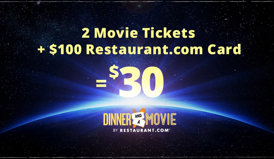 Restaurant.com Presents Dinner & a Movie