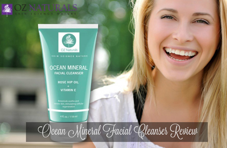 Ocean Mineral Facial Cleanser | Review