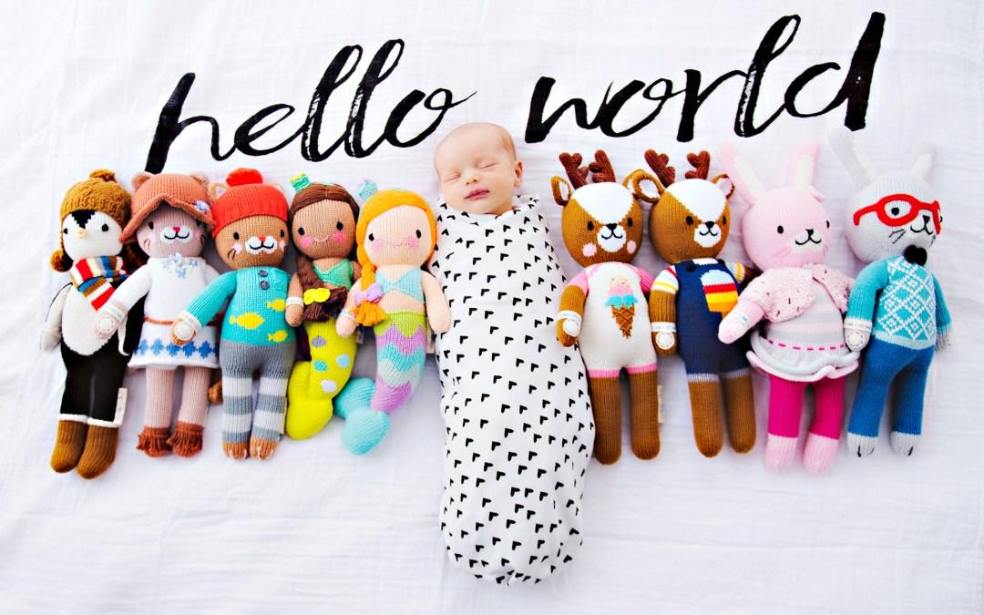cuddle+kind Dolls