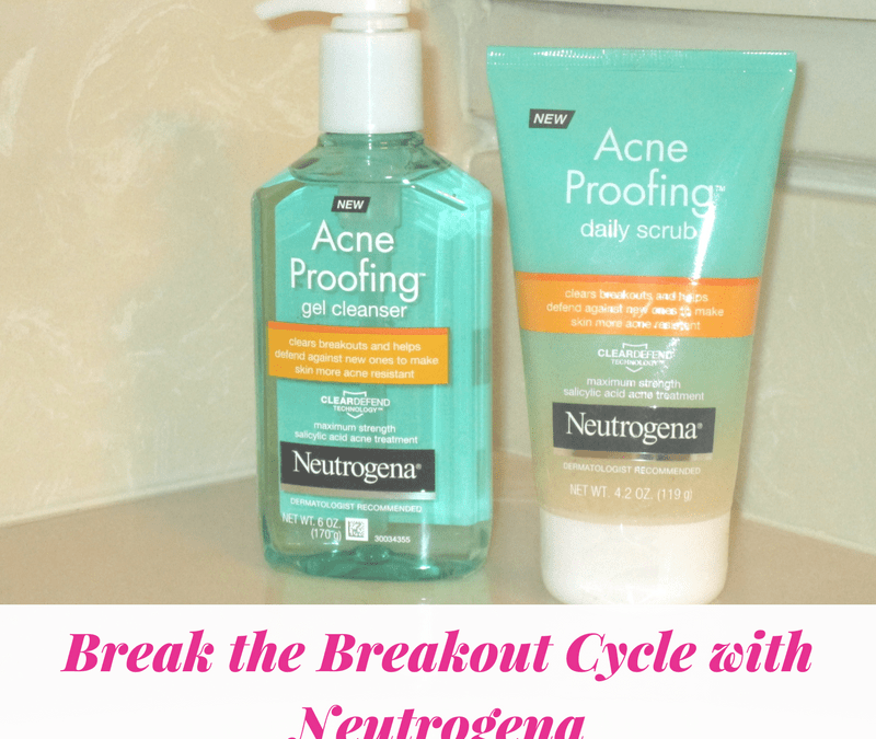 Break the Breakout Cycle with Neutrogena®