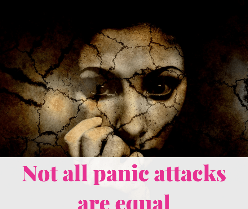 Not all panic attacks are equal