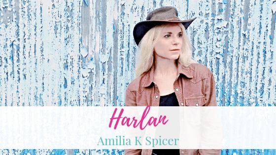 Harlan, Amilia K Spicer | Artist Spotlight
