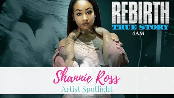 Shannie Ross | Artist Spotlight