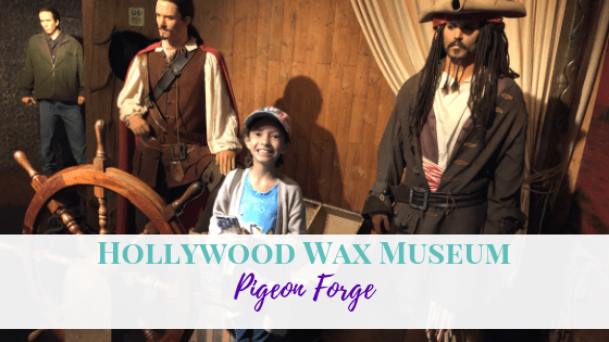 Hollywood Wax Museum Pigeon Forge | Adventures in Gatlinburg, TN