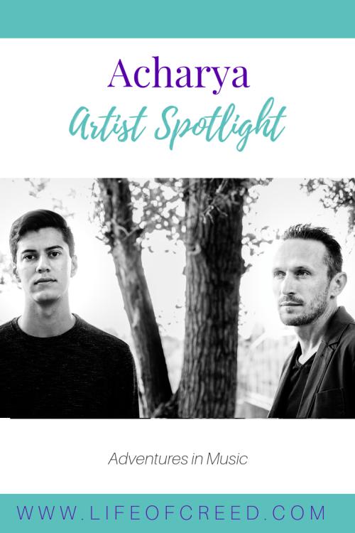 Josh and Daniel of Acharya | Acharya Artist Spotlight