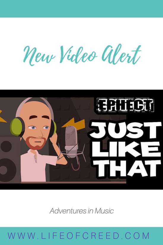 The animated video to Music Artist Ephect hit party club song