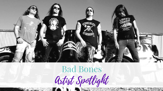Bad Bones | Artist Spotlight