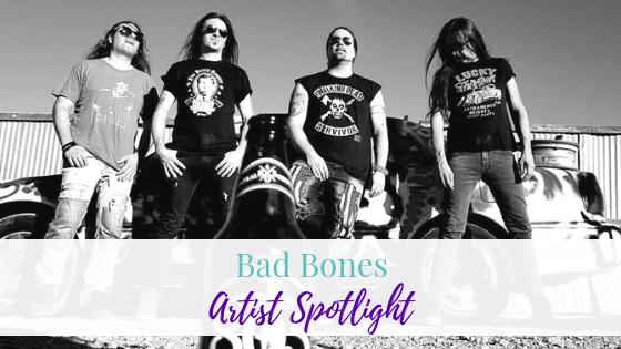 Bad Bones | Artist Spotlight