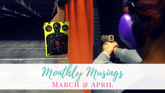 Monthly Musings | Start of a New Series