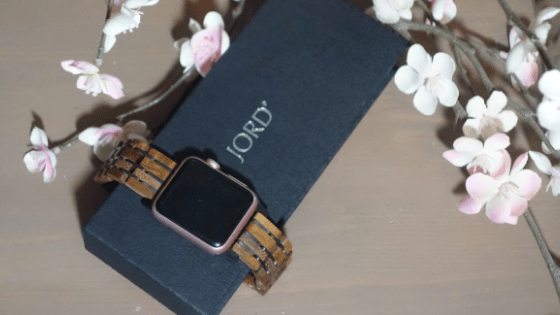 Jord Wood Watch Apple Band + $100 Giveaway