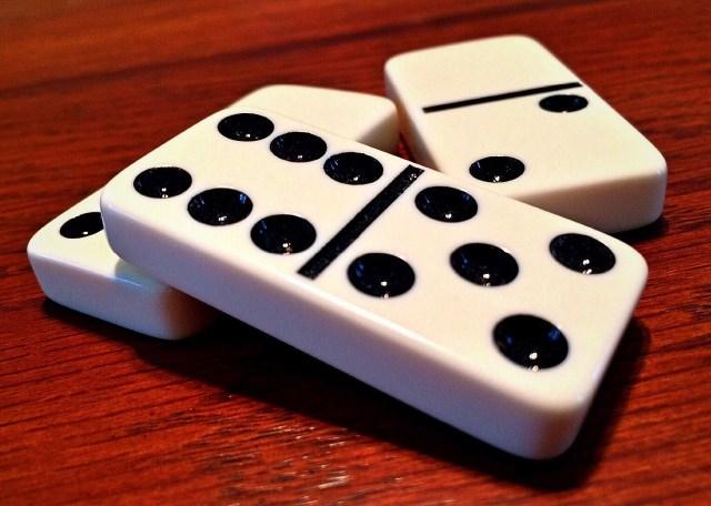 Dominos - help improve math skills
