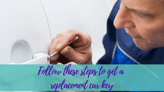 Follow These Steps to Get a Replacement Car Key
