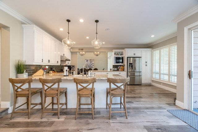 While reconstructing the house completely new can be tough and expensive, but you can still give your house a breath of fresh air and cottage house design, by experimenting with the interiors.