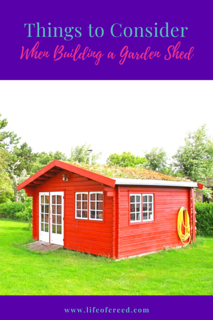 Remember, not all garden sheds are the same and you need to pick garden shed kits according to your preferences. In this article, we will talk about the ways to choose the right garden shed outside your house.