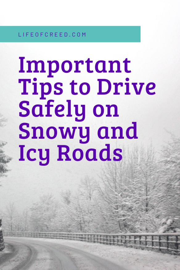 Driving in inclement weather is never ideal for anyone. You might prefer to stay home and cuddle up near a warm fire, drinking your hot cocoa, rather than being out and about on the potentially hazardous roads. However, this is not always an option, life does not stop, and just because the ways are wrong doesn't always mean that you can stay home.