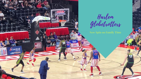 Harlem Globetrotters: New Spin on Family Time