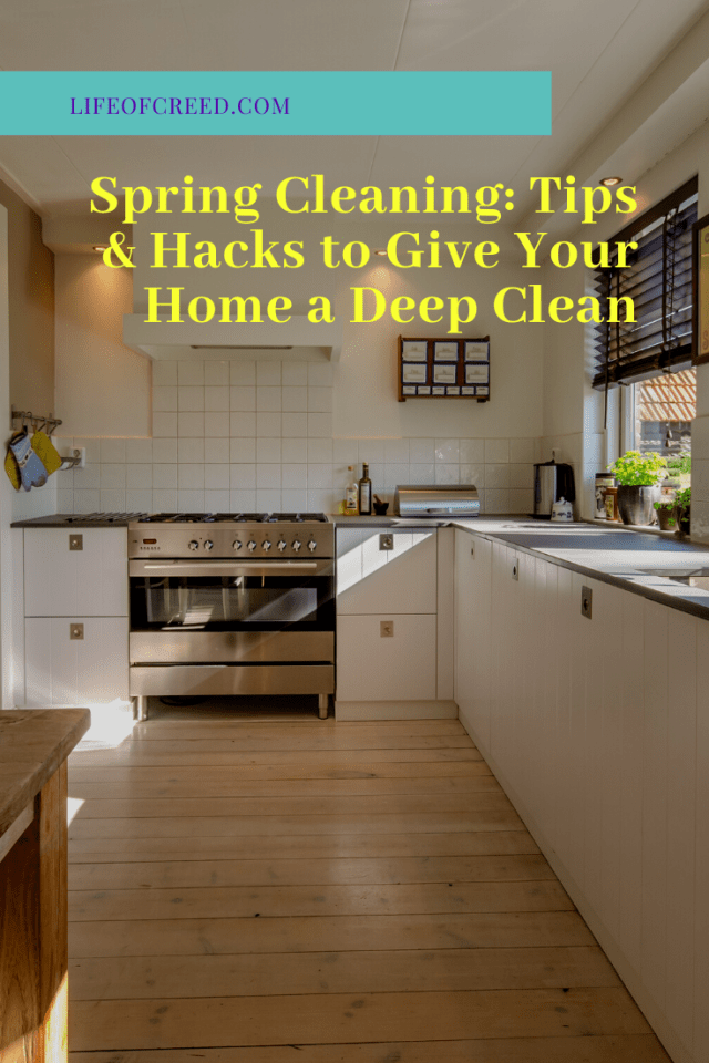 Spring Cleaning Tips and Hacks to give your home a deep clean
