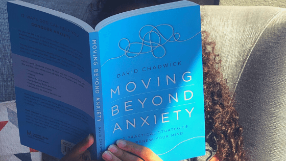 Moving Beyond Anxiety | Book Review