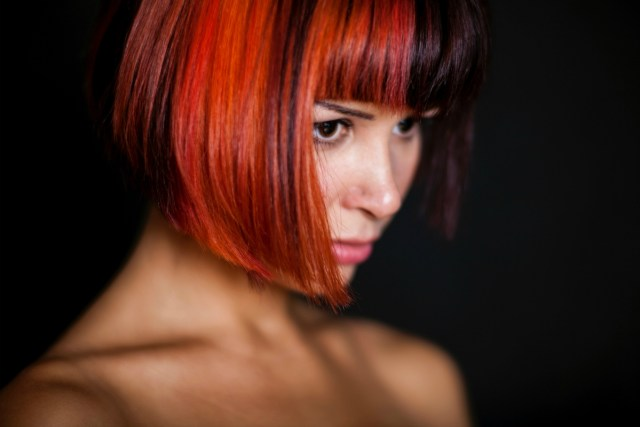 Even though it's been around for years, the chic bob haircut is still as popular as ever, and the best thing about it is the fact that a bob can easily be adjusted to your personal style, whether it's sweet and simple or asymmetrical and edgy.