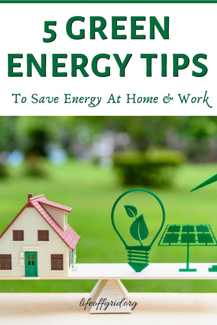 Green Energy Tips