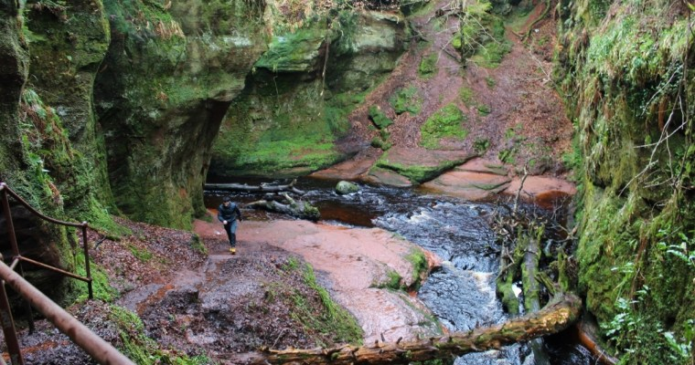 The Devils Pulpit & How to Get There