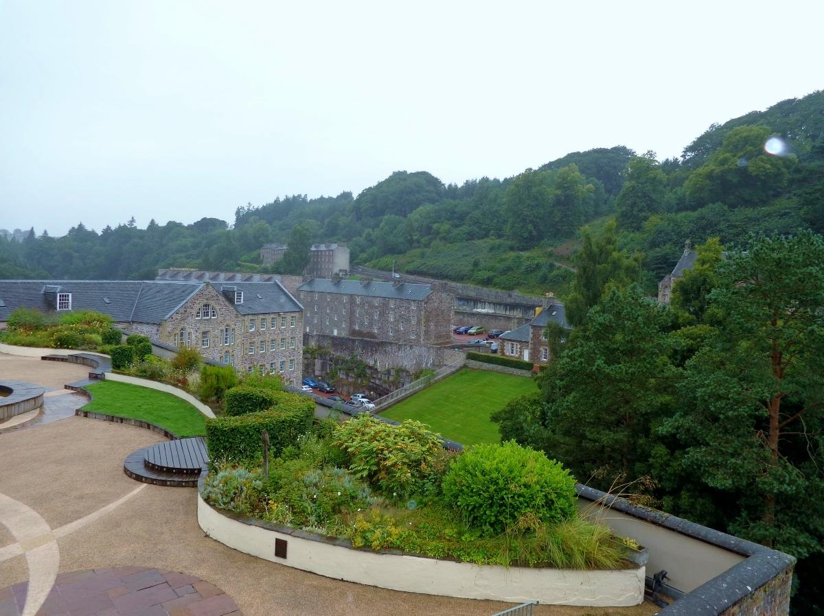 Exploring the History of New Lanark World Heritage Site