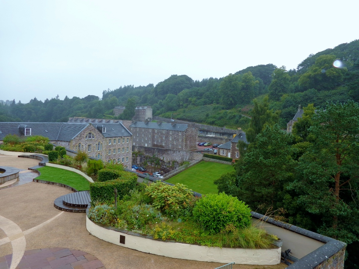 Exploring the History of New Lanark World Heritage Site