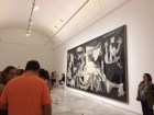 Guernica by Pablo Picasso at the Reina Sofia Museum