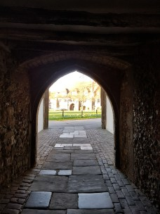 Canterbury Cathedral grounds