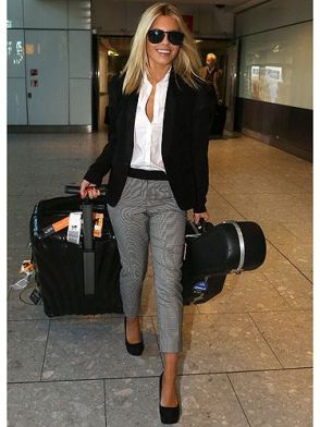 Workwear Ideas: Celebrity Style, Mollie King | Life of Lala | https://lifeoflala.wordpress.com/