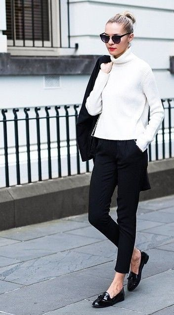 Workwear Ideas: Winter Outfit | Life of Lala | https://lifeoflala.wordpress.com/