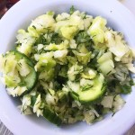SPRING CABBAGE SALAD
