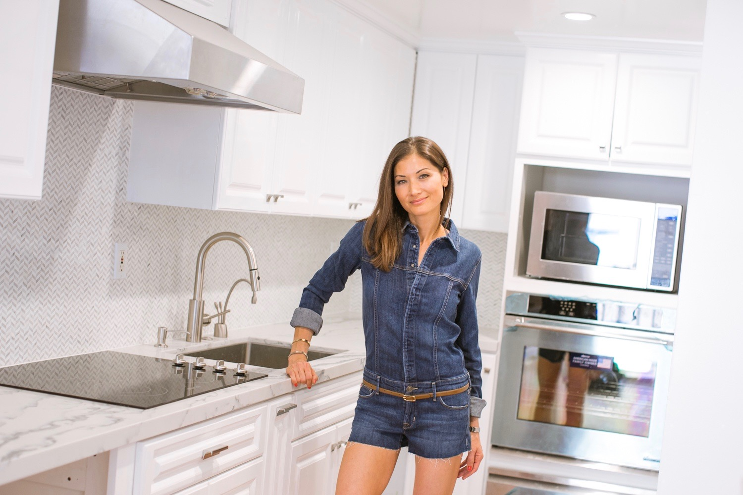 A Galley Kitchen Remodel Life Of Liberte