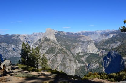 Washburn Point Yosemite