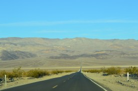 Death Valley Driving