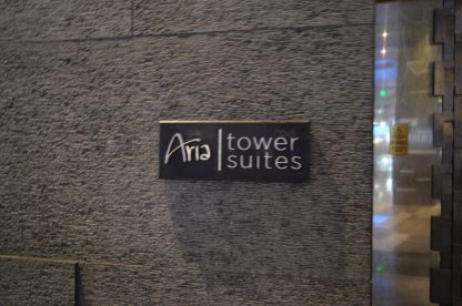 Aria Tower Suites