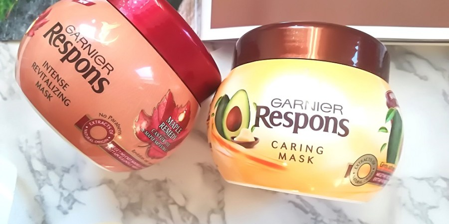 Garnier Respons Hair Masks
