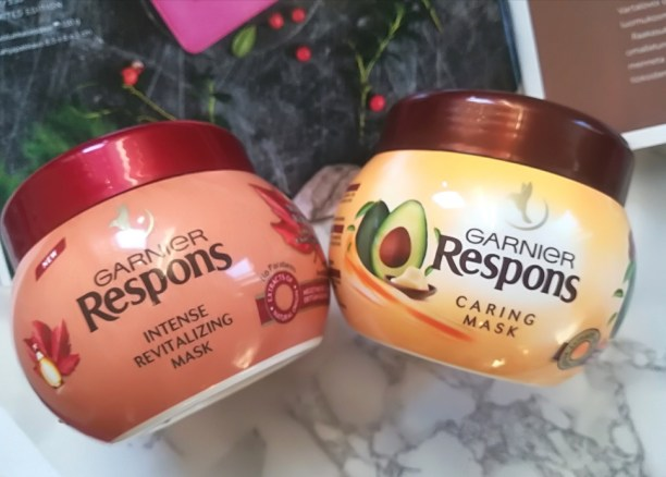Garnier Respons Affordable Hair Masks