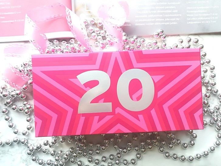 The Body Shop Beauty Advent Calendar Day 20