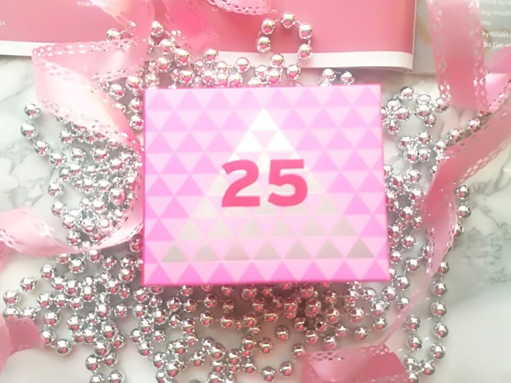 The Body Shop Beauty Advent Calendar Day 25