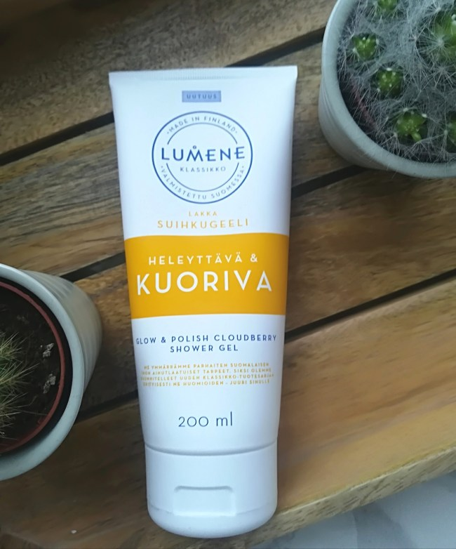 Lumene Lakka Shower Gel